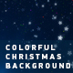 Colorful Christmas Particles - VideoHive Item for Sale