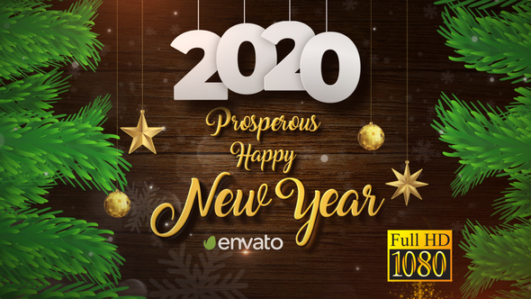 Christmas & New Year Opener 2020 Christmas and New Year Opener 2020 by MotionPhysix | VideoHive