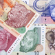 Old South African money a business background - PhotoDune Item for Sale