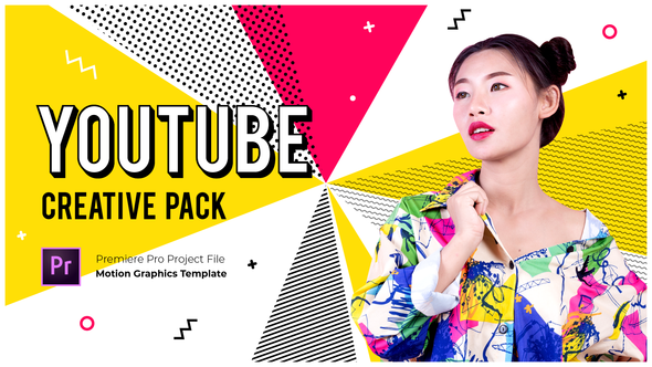 Creative YouTube Promo Toolkit – Essential Graphics