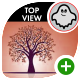 6 Top Side HQ Tree Pack 2 - VideoHive Item for Sale