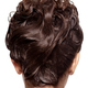 Rear view of woman's head with wet hair - PhotoDune Item for Sale