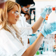 Group of chemistry students working in laboratory - PhotoDune Item for Sale
