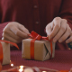 Unpack The Christmas Gift Box - VideoHive Item for Sale