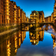 The historic Speicherstadt in Hamburg - PhotoDune Item for Sale