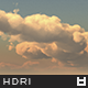 High Resolution Sky HDRi Map 661