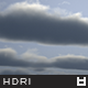 High Resolution Sky HDRi Map 663