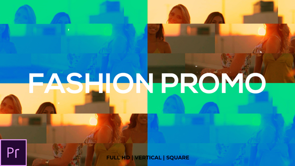 Life In Color – Fashion Promo