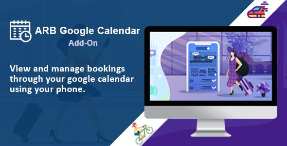 Share ARB Google Calendar (Add-On) v1.0.0 nulled