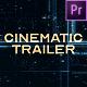 Trailer Cinematic - Premiere Pro | Mogrt - VideoHive Item for Sale