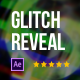 Epic Glitch Distortion Logo Reveal - VideoHive Item for Sale