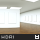 High Resolution Loft Gallery HDRi Map 002