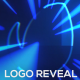 Light Tunnel Logo Reveal - VideoHive Item for Sale