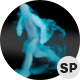 Smoky Running Man Ver.2 - VideoHive Item for Sale