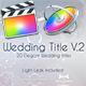 Wedding Title V.2