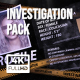 Investigation Detective Pack - VideoHive Item for Sale