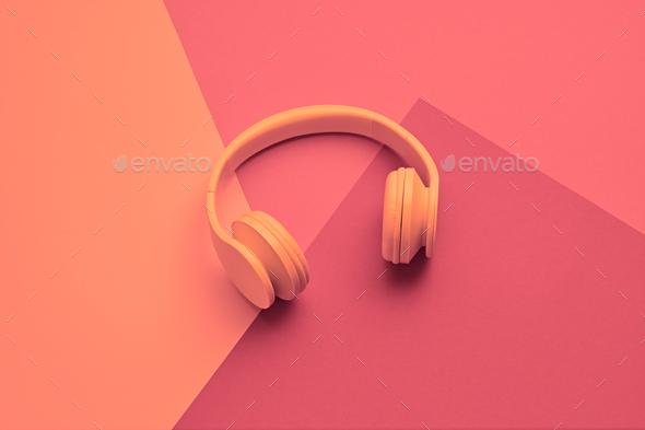 Music DJ - Stock Photo - Images