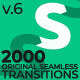 Videolancer's Transitions | Original Seamless Transitions Pack - VideoHive Item for Sale