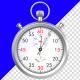 Animated Stopwatch Looped - VideoHive Item for Sale