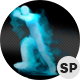 Smoky Running Man Ver.3 - VideoHive Item for Sale
