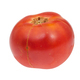 single organic red tomato isolated on white - PhotoDune Item for Sale