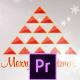 Christmas Opener Minimal - Premiere Pro - VideoHive Item for Sale