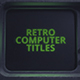 Retro Computer Titles - VideoHive Item for Sale