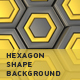Hexagon Shape Background - VideoHive Item for Sale