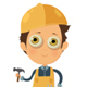 Cartoon Workers - VideoHive Item for Sale