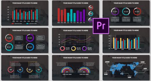 Premiere Pro Infographic