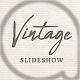 Vintage Memories Slideshow - VideoHive Item for Sale