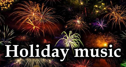 Holiday music