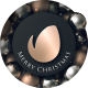 Christmas Balls Logo - VideoHive Item for Sale