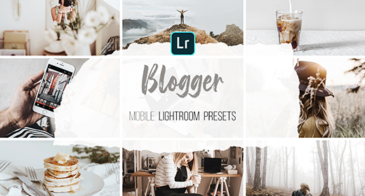 Mobile Lightroom Presets – Blogger