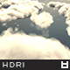 High Resolution Above The Clouds HDRi Map 037