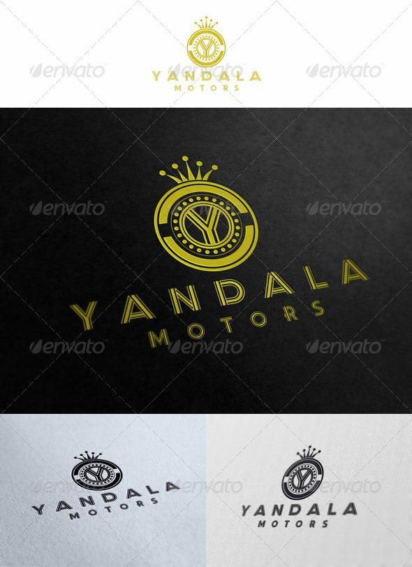 Yandala - Symbols Logo Templates