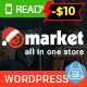 eMarket - Multi Vendor MarketPlace WordPress Theme (7+ Homepages & 2 Mobile Layouts Ready)