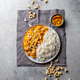 Tradishional Indian Food Lamb Korma with Cashew. - PhotoDune Item for Sale