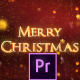 Christmas Greeting Card - Premiere Pro - VideoHive Item for Sale