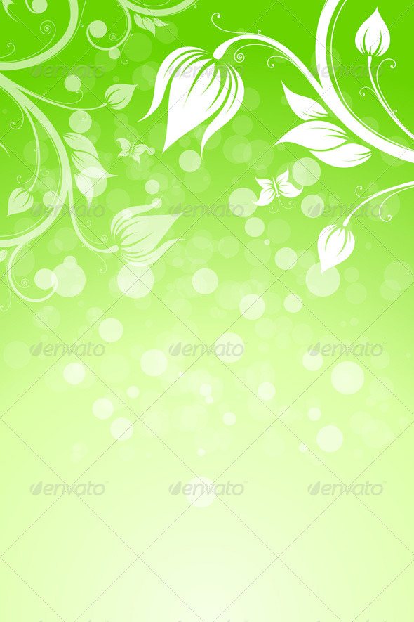 Download Floral Background AI EPS Vector