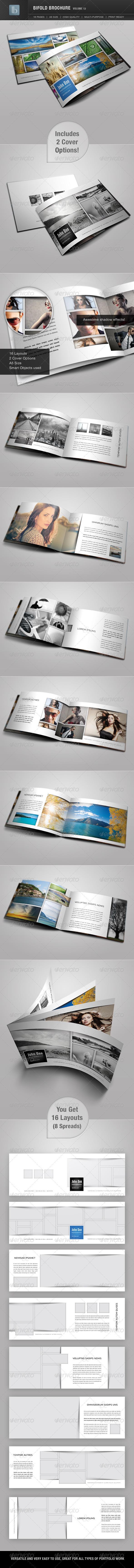Bifold Brochure | Volume 12 - Brochures Print Templates