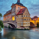 The Old Town Hall of Bamberg in Bavaria - PhotoDune Item for Sale