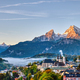 The city of Berchtesgaden and Mount Watzmann - PhotoDune Item for Sale
