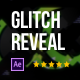 Glitch Anything Logo Reveal - VideoHive Item for Sale