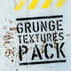 109 Grunge Background Textures Pack