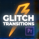 Glitch Transitions for Premiere Pro - VideoHive Item for Sale