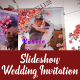 Slideshow Wedding Invitation - VideoHive Item for Sale