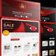 E-Commerce Newsletter - GraphicRiver Item for Sale