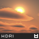 High Resolution Sky HDRi Map 666