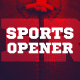 Sports Football Opener - VideoHive Item for Sale